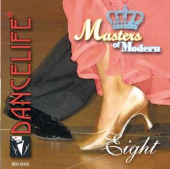 Dancelife - Masters of Modern 8 [Música de Baile | CD]