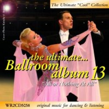 WRD - The Ultimate Ballroom Album 13 [Tanzmusik | 2 CD]