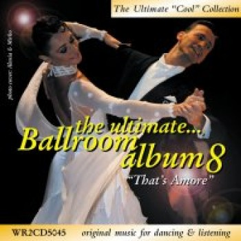 WRD - The Ultimate Ballroom Album 8 [Tanzmusik | 2 CD]