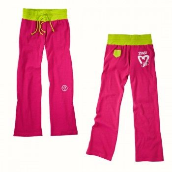 Zumba® - Z Love PJ Pants - Lollipop [Extra Small]