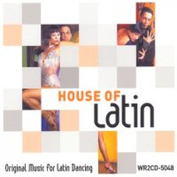 WRD - House of Latin [Tanzmusik | 2 CD]