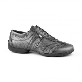 PortDance - Men´s Sneakers PD Pietro Street - Gray Leather