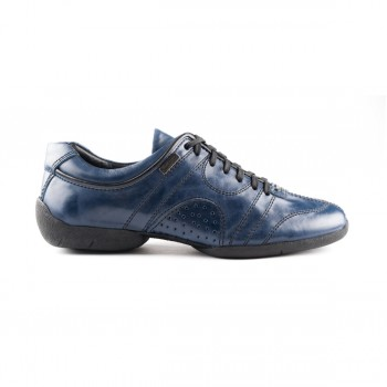 PortDance - Men´s Sneakers PD Casual - Leather Blue