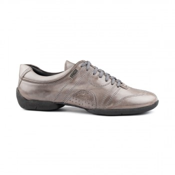 PortDance - Men´s Sneakers PD Casual - Leather Light Gray