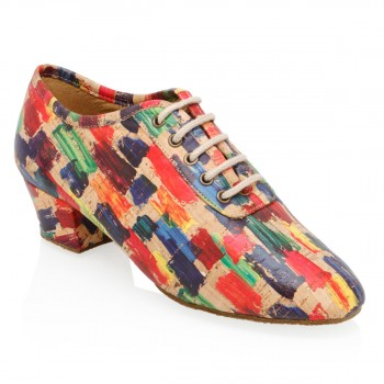 Ray Rose - Damen Trainerschuhe 415 Solstice - Paint Splashed Cork