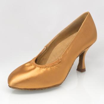 Ray Rose - Ladies Dance Shoes 108 Ion - Flesh Satin