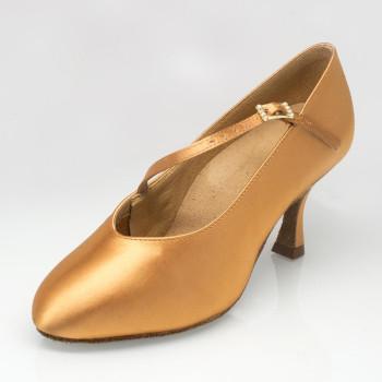 Ray Rose - Ladies Dance Shoes 116 Rockslide - Satin Flesh