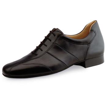 Werner Kern - Men´s Dance Shoes 28021 - Black Leather