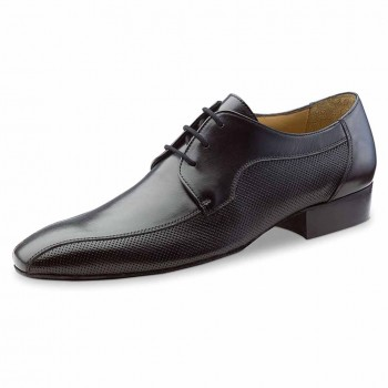 Werner Kern - Men´s Dance Shoes 28031 - Black Leather