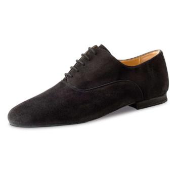 Werner Kern - Men´s Dance Shoes 28044 - Black Suede