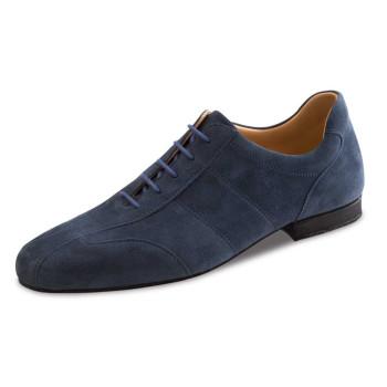 Werner Kern - Men´s Dance Shoes 28045 - Blue Suede