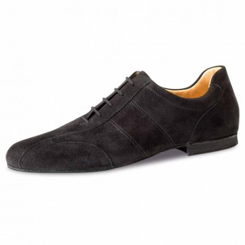 Werner Kern - Hombres Zapatos de Baile 28045 - Ante Negro