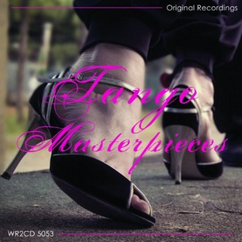WRD - Tango Masterpieces [Tanzmusik   2 CD]
