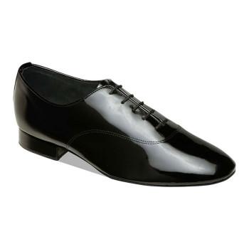 Supadance - Men´s Zapatos de Baile 7500 - Negro Charol