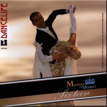 Dancelife - Masters of Modern 16 [Música de Baile   CD]