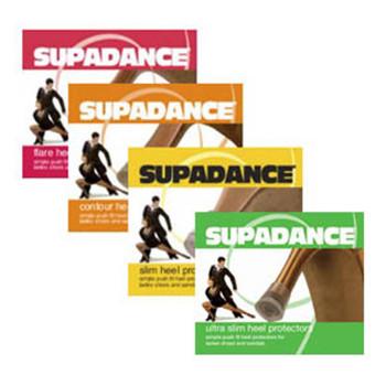 Supadance - Heel Protectors [Transparent | 1 Pair]