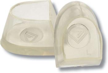 Diamant - Protectores de Tacón Latino [Transparente | 1 Par]