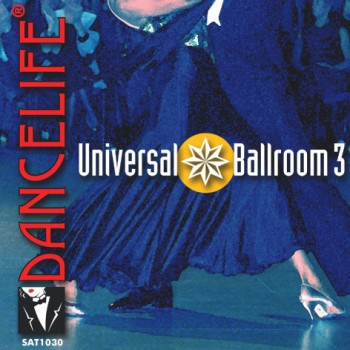 Dancelife - Universal Ballroom 3 [Música de Baile | CD]