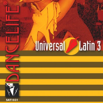 Dancelife - Universal Latin 3 [Dansmuziek | CD]