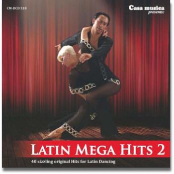 Casa Musica - Latin Mega Hits 2 [Tanzmusik   2 CD]