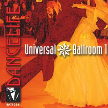 Dancelife - Universal Ballroom 1 [Dance-Music CD]