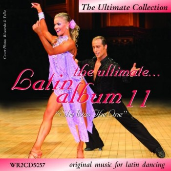 WRD - The Ultimate Latin Album 11 [Tanzmusik | 2 CD]