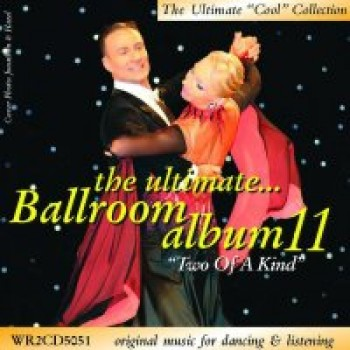 WRD - The Ultimate Ballroom Album 11 [Tanzmusik | 2 CD]