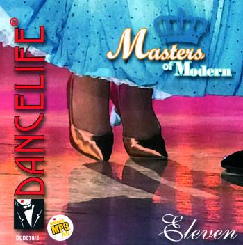 Dancelife - Masters of Modern 11 [Tanzmusik CD]