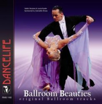 Dancelife - Ballroom Beauties [Música de Baile | CD]