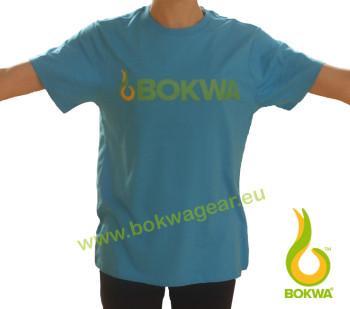 Bokwa® - Trainer Graphic Tee II - Blue