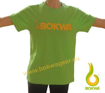 Bokwa® - Trainer Graphic Tee II - Green