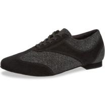 Diamant - Ladies Dance Shoes 183-005-547 - Black Suede