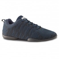 Anna Kern - Damen Dance Sneakers 130 Bold - Blau/Schwarz