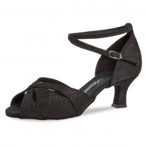 Diamant Ladies Dance Shoes 141-067-550 - Suede Black