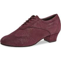 Diamant Mujeres Zapatos de Practica 183-034-567-A - Ante Burdeos