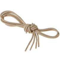 Diamant - Schnürsenkel für Tanzschuhe [1 Paar | Beige | 65 cm]