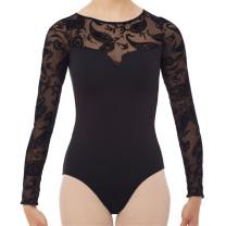 Intermezzo - Damen Ballett Body/Leotard 31423 Bodymertatu Ml
