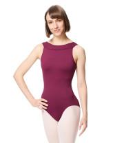 LULLI Dancewear Donne Balletto Calzamaglia/Body/Leotard ABEL senza maniche
