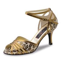 Nueva Epoca - Damen Tanzschuhe Saskia - Leopard