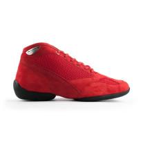 Portdance - Herren Sneakers PD960 - Nubuck/Mesh Rot