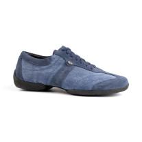PortDance - Herren Sneakers PD Pietro Street - Denim Blau