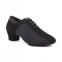 PortDance - Men´s Latin Dance Shoes PD015 Pro - Nubuck