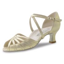 Werner Kern - Femmes Chaussures de Danse Smilla - Perl Nude