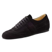 Werner Kern - Hombres Zapatos de Baile 28060 - Ante Negro