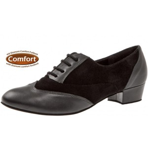 Diamant - Ladies Practice Shoes 063-029-070 - Black Leather