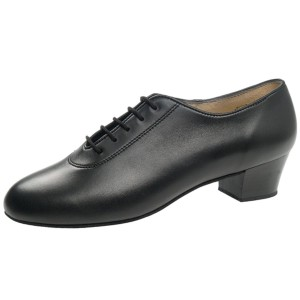 Diamant - Men´s Latin Shoes 091-024-028 - Black Leather