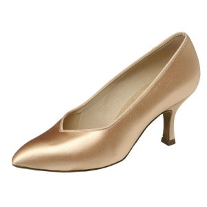 Supadance - Damen Tanzschuhe 1002 - Flesh Satin