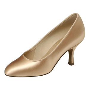 Supadance - Damen Tanzschuhe 1016 - Satin Flesh