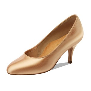 Supadance - Damen Tanzschuhe 1017 - Flesh Satin