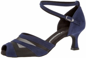 Diamant - Ladies Dance Shoes 102-077-135 Royal-Blue